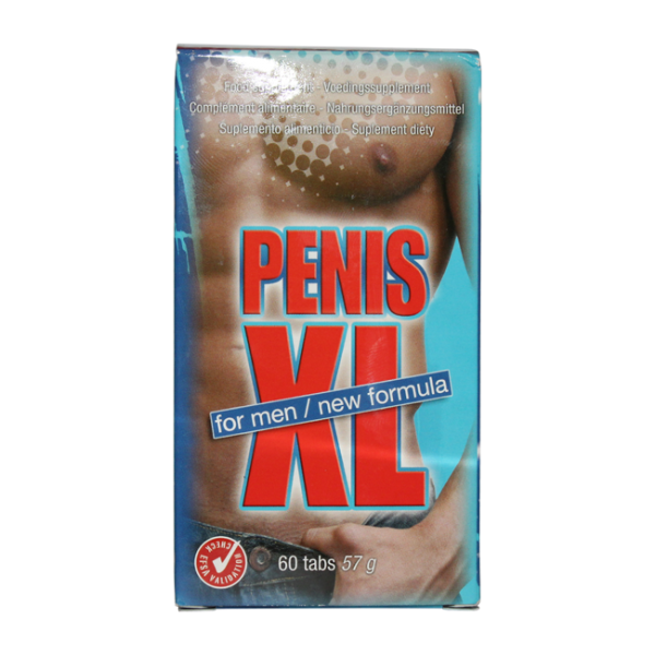 Penis XL Tablets – 60 Tabs