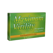 Maximum Virility - Male Enhancement