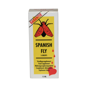 Spanish Fly - Aphrodisiac