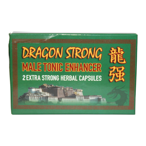Dragon Strong – Erectile Enhancement