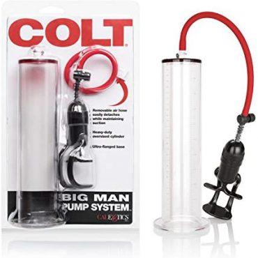 Calexotics Colt Big Man Pump System